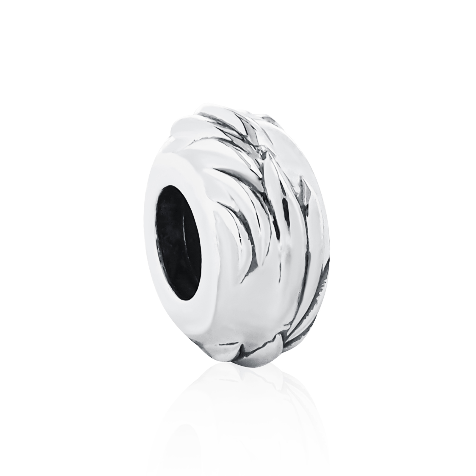 Eagle Wing Spacer Bead