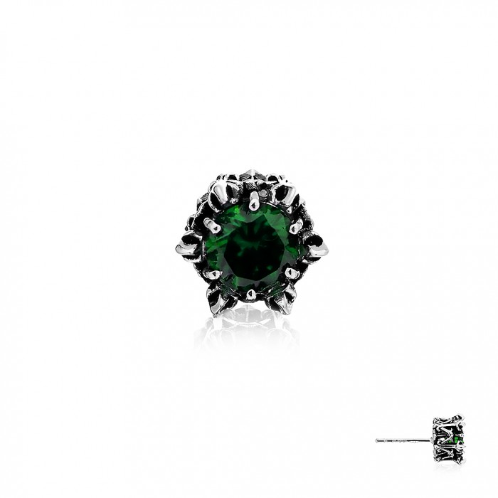Crown of Hermes Earring Stud